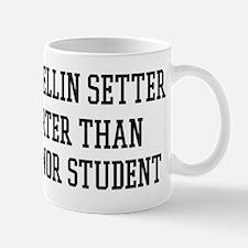 Smart My Llewellin Setter Mug