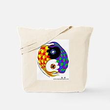Yin Yang Fish - Tote Bag