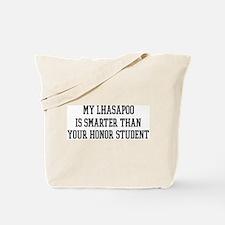 Smart My Lhasapoo Tote Bag