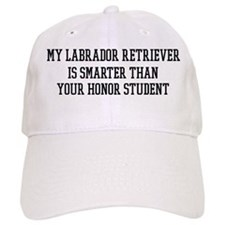 Smart My Labrador Retriever Baseball Cap