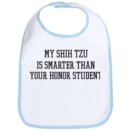 Smart My Shih Tzu Bib