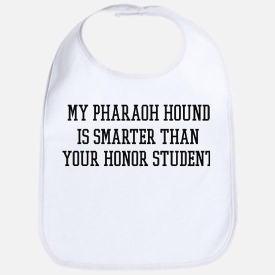 Smart My Pharaoh Hound Bib
