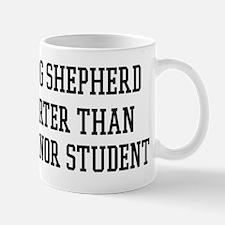 Smart My King Shepherd Mug