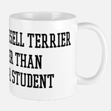 Smart My Parson Russell Terri Mug