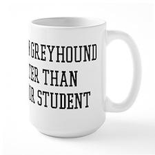 Smart My Italian Greyhound Mug