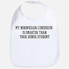 Smart My Norwegian Lundehund Bib