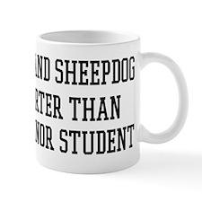 Smart My Iceland Sheepdog Mug