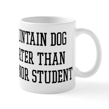 Smart My Mountain Dog Mug