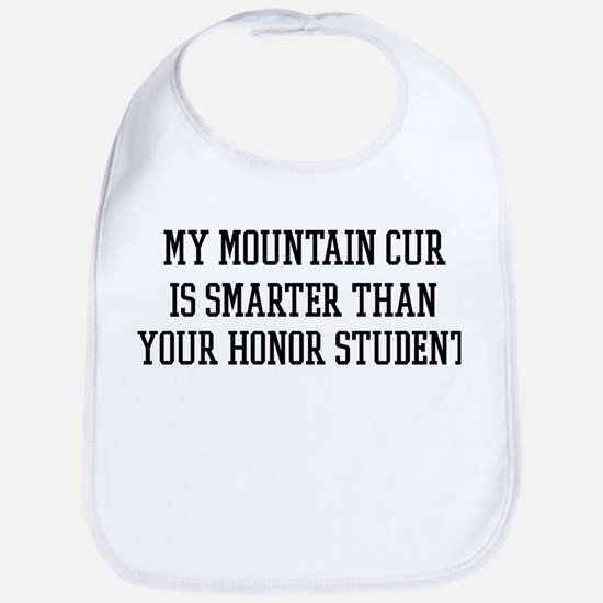 Smart My Mountain Cur Bib