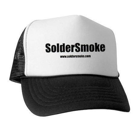 SolderSmoke Trucker Hat