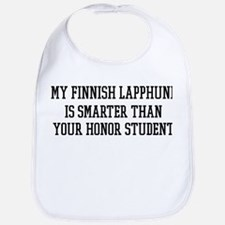 Smart My Finnish Lapphund Bib