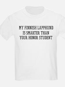 Smart My Finnish Lapphund T-Shirt