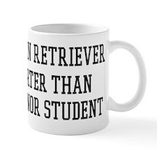 Smart My Golden Retriever Mug