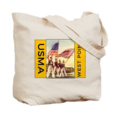 West Point Colors Tote Bag
