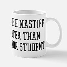 Smart My English Mastiff Mug