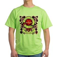 Swan Cullen Crest Twilight T-Shirt