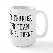 Smart My Boston Terrier Mug