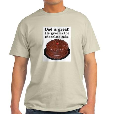 CHOCOLATE CAKE Light T-Shirt