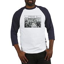 Black History Month Baseball Jersey