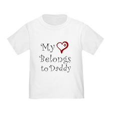 Heart Belongs to Daddy T