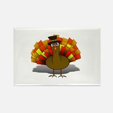 Cute November holidays Rectangle Magnet (100 pack)