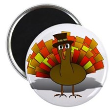 "Cute November holidays 2.25"" Magnet (100 pack)"