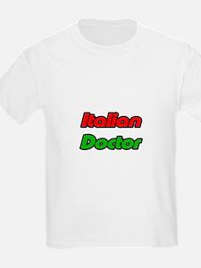 """Italian Doctor"" T-Shirt"