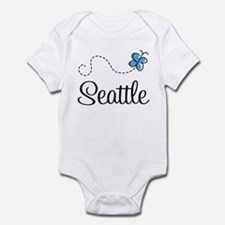 Pretty Seattle Infant Bodysuit