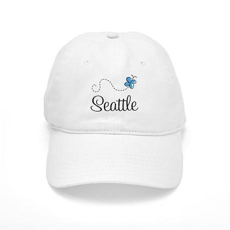 Pretty Seattle Cap