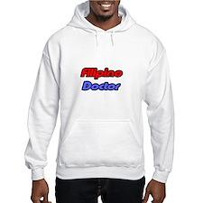 """""""Filipino Doctor"""" Hoodie"""