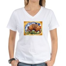 Armadillo Rose Shirt
