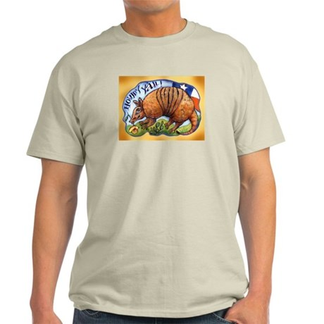 Armadillo RoseLight T-Shirt