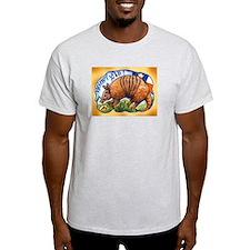 Armadillo RoseT-Shirt