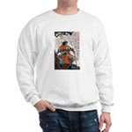 Japanese Samurai Warrior Masanao Sweatshirt