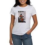 Japanese Samurai Warrior Masanao Women's T-Shirt