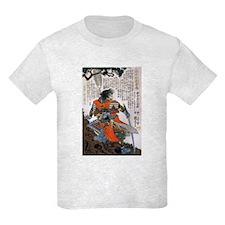 Japanese Samurai Warrior Masanao T-Shirt