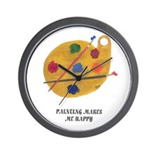 THE ARTIST IN ME Wall Clock