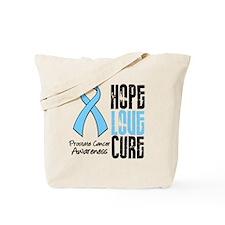 ProstateCancerHope Tote Bag