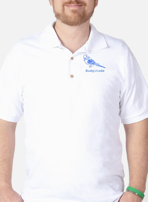 Budgitude Golf Shirt