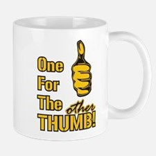 One for the OTHER Thumb Mug