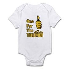 One for the OTHER Thumb Infant Bodysuit