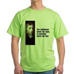 "Milton ""Childhood"" Green T-Shirt"