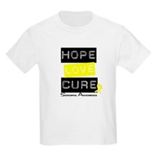 Sarcoma HopeLoveCure T-Shirt