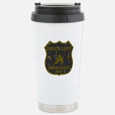 Computer Science Ninja League Travel Mug