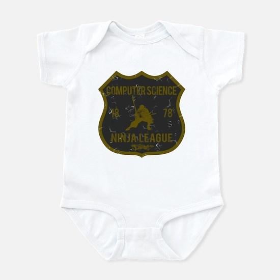 Computer Science Ninja League Infant Bodysuit