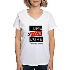 Melanoma HopeLoveCure Shirt