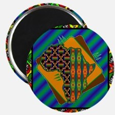 "Funny Kwanzaa 2.25"" Magnet (100 pack)"