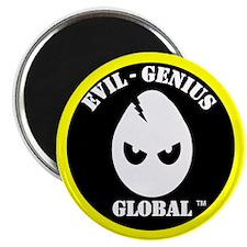 Evil-Genius Global Shield Magnet