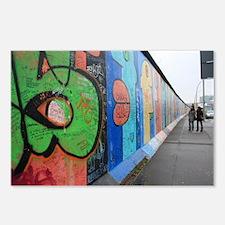 Berlin Wall Postcards (Package of 8)
