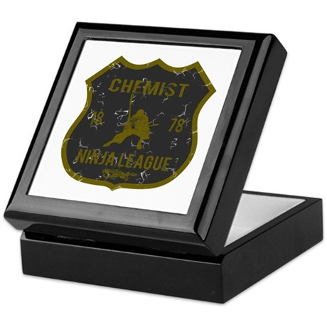 Chemist Ninja League Keepsake Box